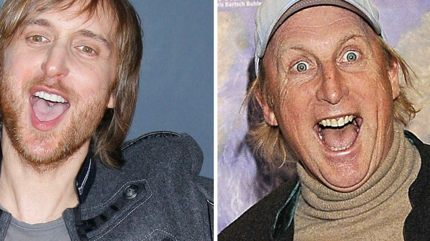 David Guetta & Otto Waalkes: Irgendwie verwandt?
