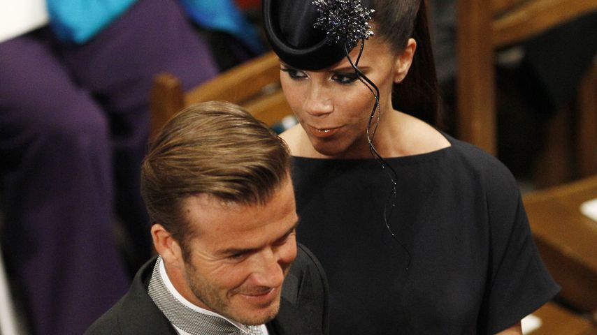 Von wegen Ehe-Krach! David ist Victorias Seelenverwandter