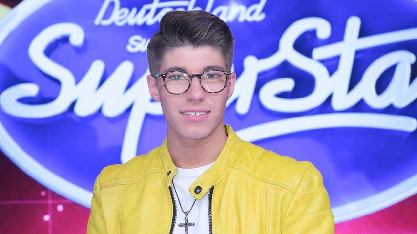 """Davin Herbrueggen, Kandidat von """"Deutschland sucht den Superstar"""" 2019"""