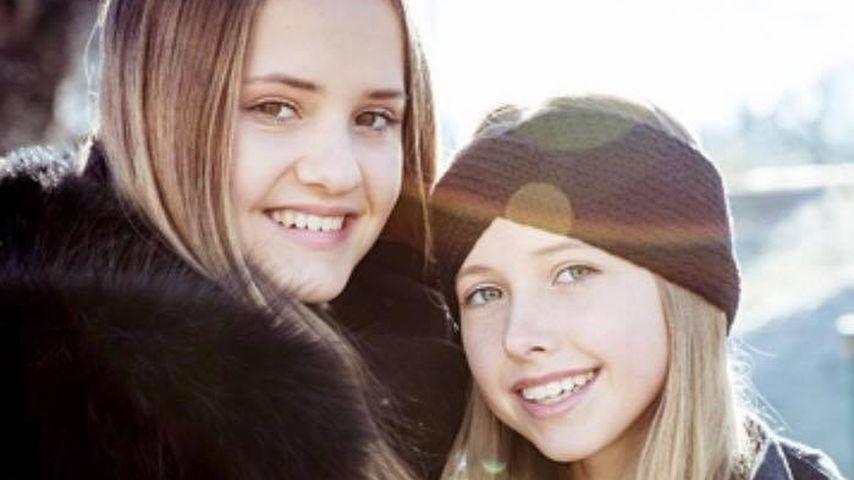 Davina und Shania Geiss