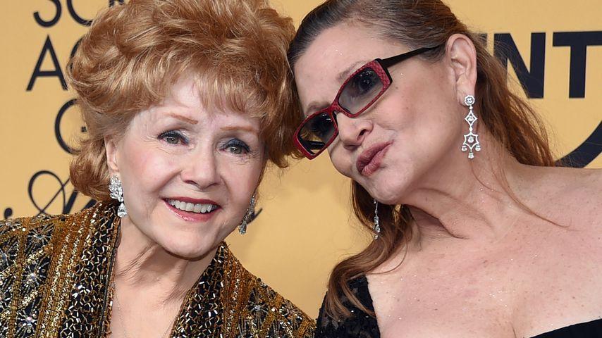 Starb Carrie Fishers Mama Debbie an gebrochenem Herzen?