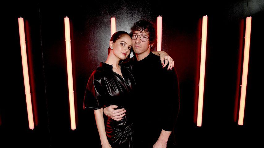 Debby Ryan und Josh Dun in New York, 2019