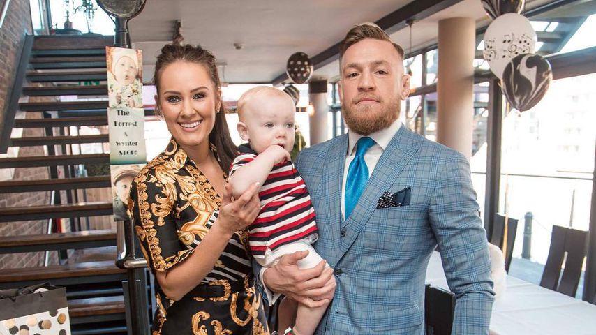 MMA-Star Conor McGregor: Sein zweites Baby ist unterwegs!