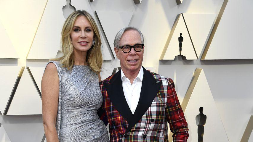 Dee und Tommy Hilfiger bei der Oscar-Verleihung 2019
