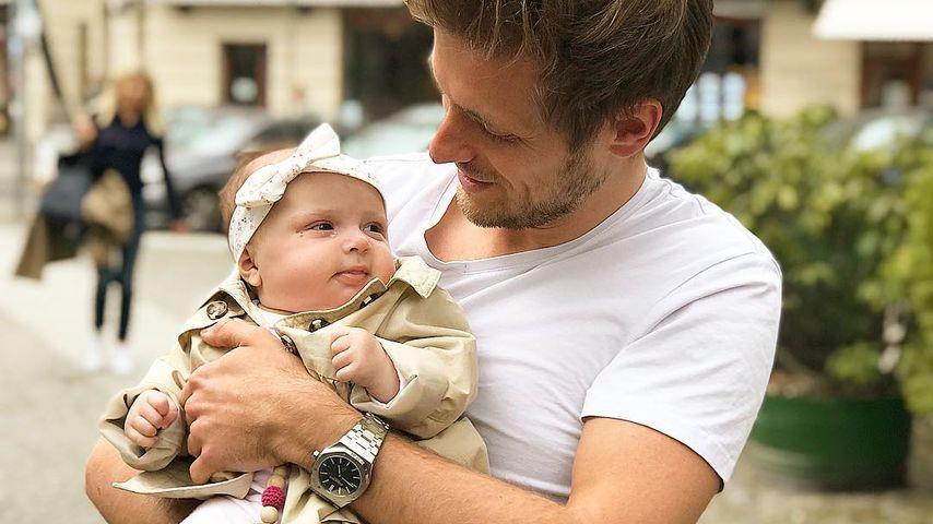 Neu-Dad Jörn Schlönvoigt: So hat ihn seine Tochter verändert