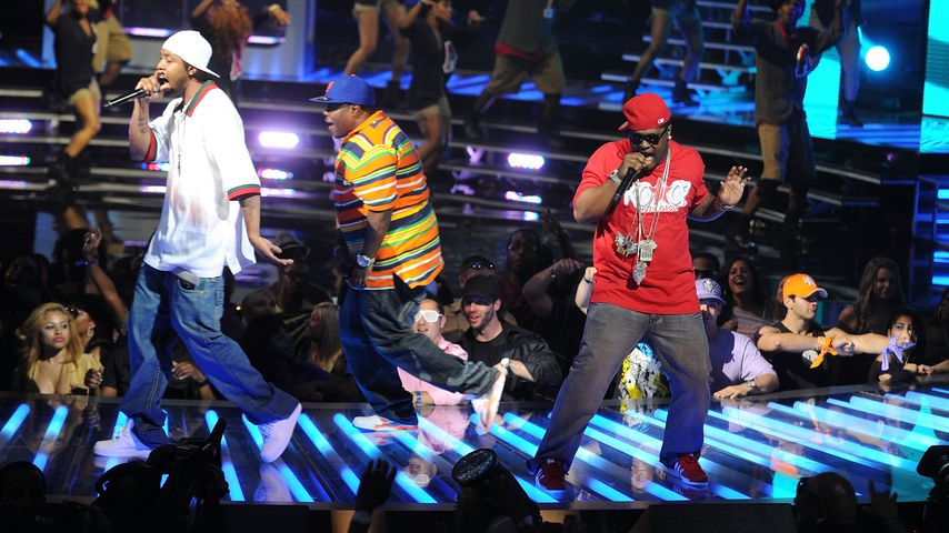 Dem Franchize Boyz beim Vh1 Hip Hop Honors 2010