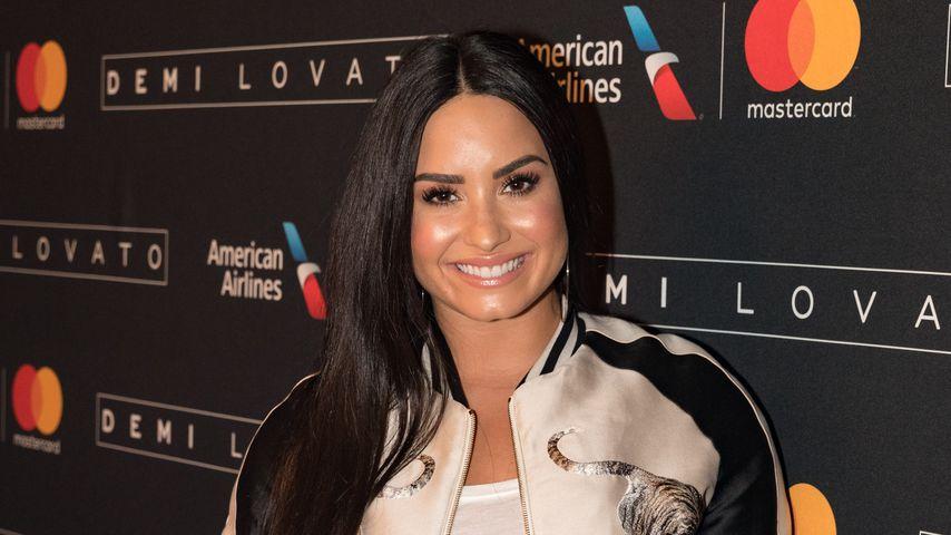 Demi Lovato im House of Blues Dallas