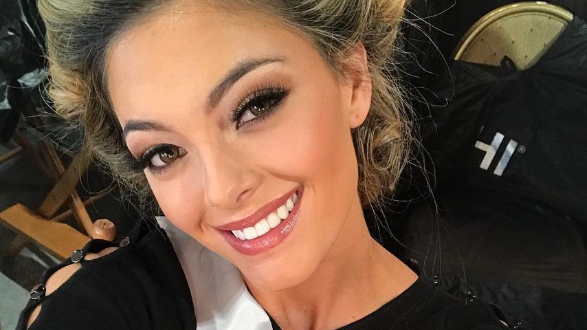 Demi-Leigh Nel-Peters, Miss South Africa 2017