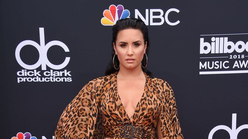 Demi Lovato bei den Billboard Music Awards 2018