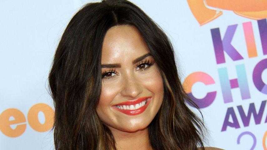 Demi Lovato bei den 2017 Kids' Choice Awards