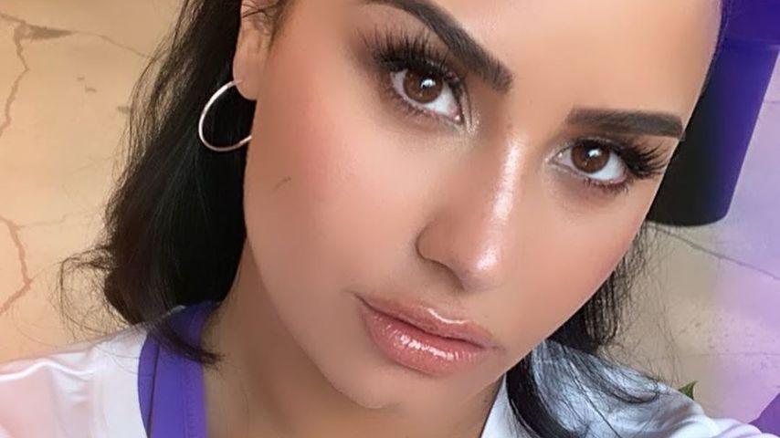 Demi Lovato im Mai 2020