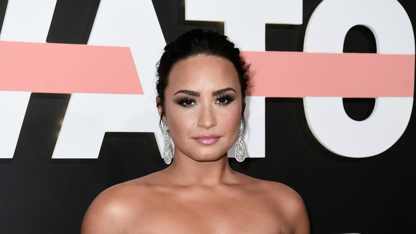 """Demi Lovato bei der Premiere von """"Demi Lovato: Simply Complicated"""""""
