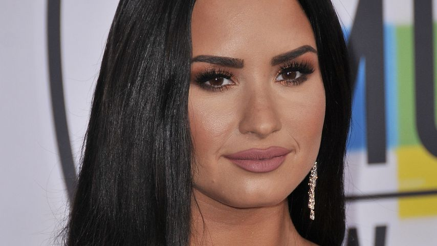 Demi Lovato bei den American Music Awards 2017