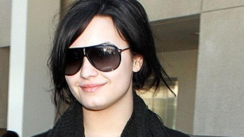Demi Lovato: Bulimie mit acht, Ritzen mit elf!