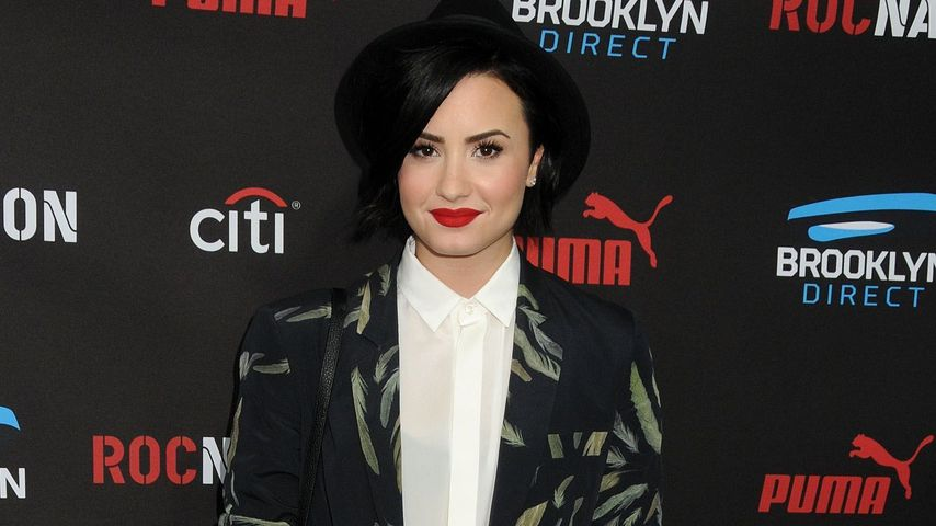 Lungeninfektion: Demi Lovato liegt im Krankenhaus