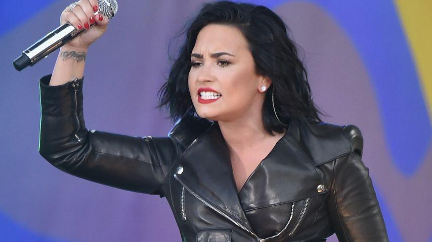Mega-Frust im Netz! Ist Demi Lovatos Gesundheit gefährdet?