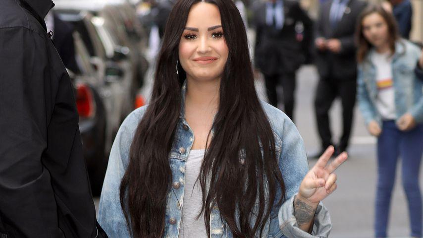 Demi Lovato: Erstes Paparazzi-Pic nach Drogen-Zusammenbruch!