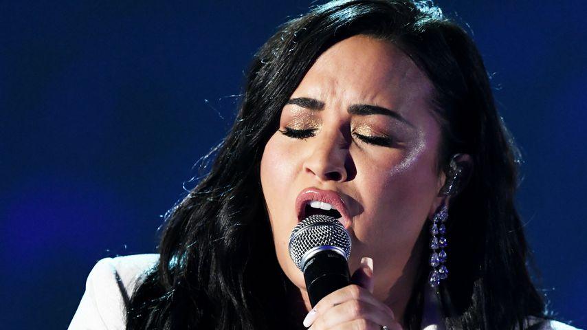 Nach Überdosis: Demi Lovatos rührender Auftritt bei Grammys