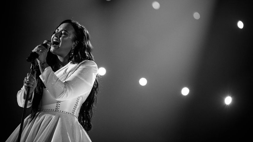 Demi Lovato bei den Grammy Awards, 2020