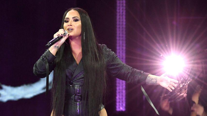 Demi Lovato im März 2018 in Kalifornien