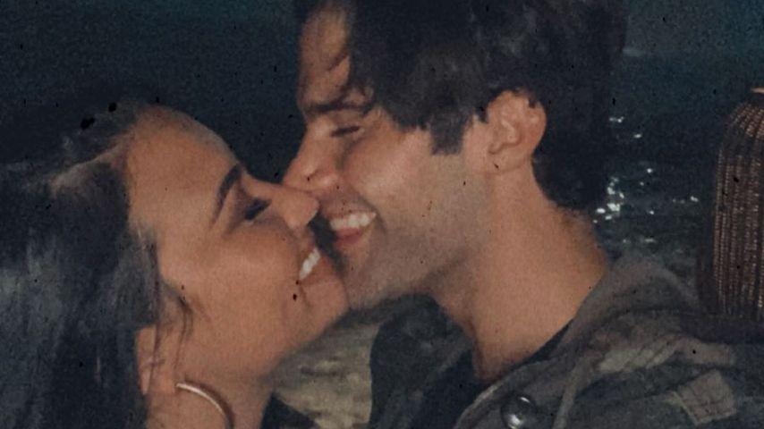 Demi Lovato und Max Ehrich im Juli 2020