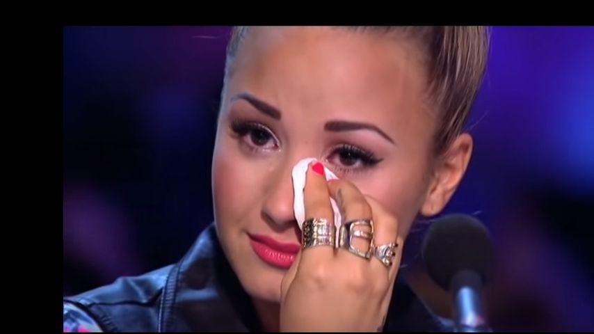 Schlimme Verluste: Demi Lovato trauert um Hund & Großvater