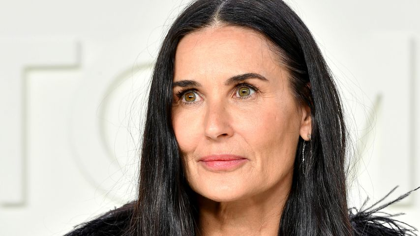 Demi Moore bei der Tom Ford Aw20 Show