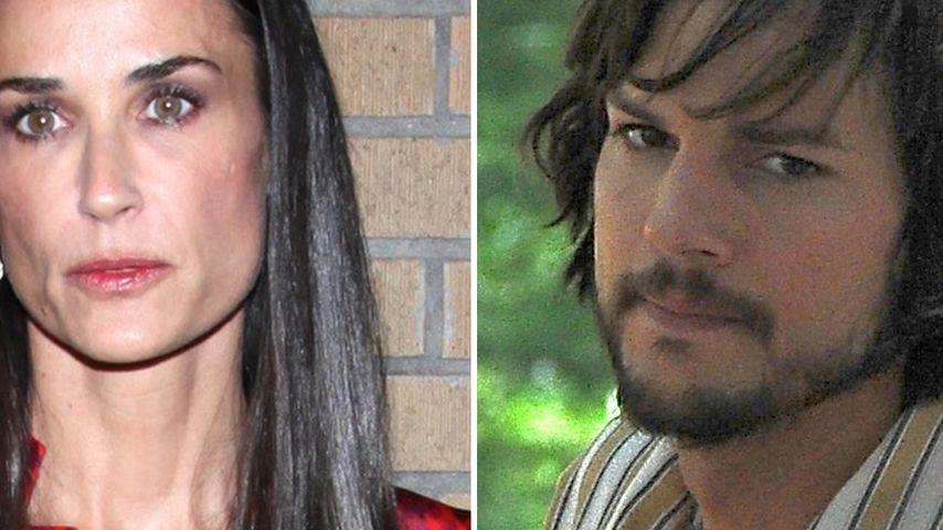 Demi Moore & Ashton Kutcher sind doch verheiratet