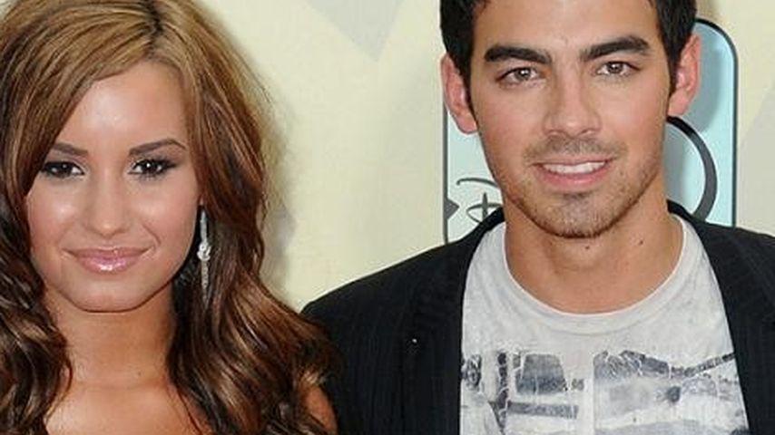 Demi Lovato und Joe Jonas