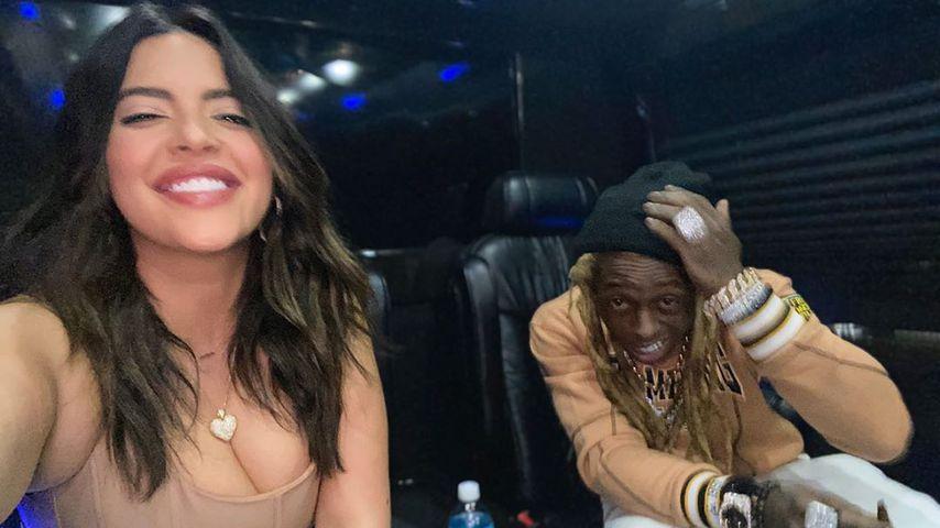 Happy: Neues Pärchen-Pic von Lil Wayne und seiner Freundin