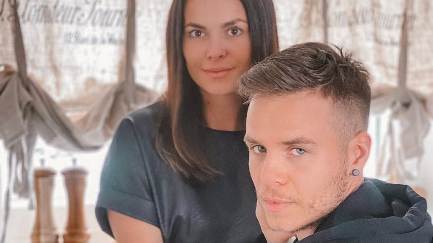 Denise Kappès und Henning Merten
