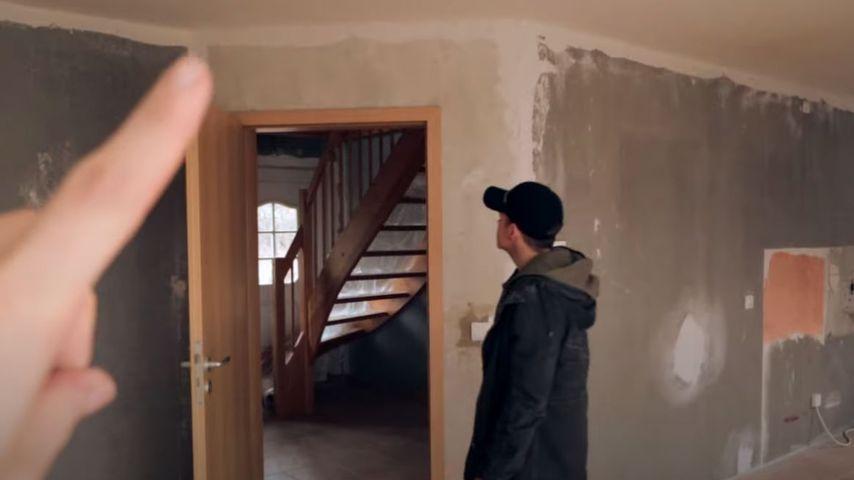Denise Kappès und Henning Mertens neues Haus
