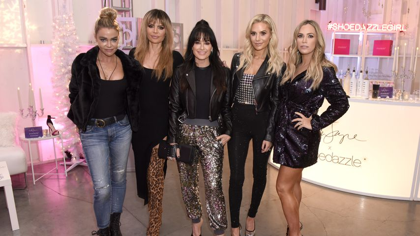 Denise Richards, Lisa Rinna, Kyle Richards, Dorit Kemsley und Teddi Mellencamp