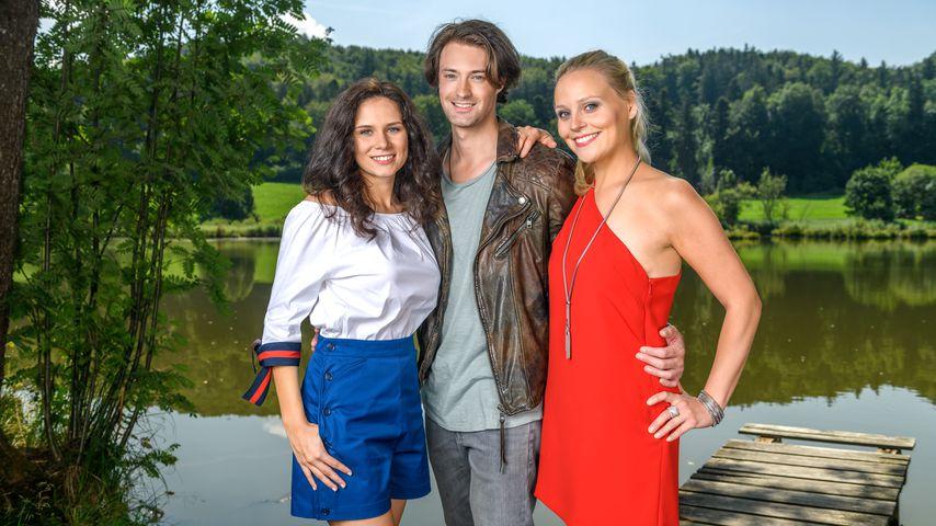 """""""Sturm der Liebe"""": Drei neue Saalfelds für die Telenovela"""