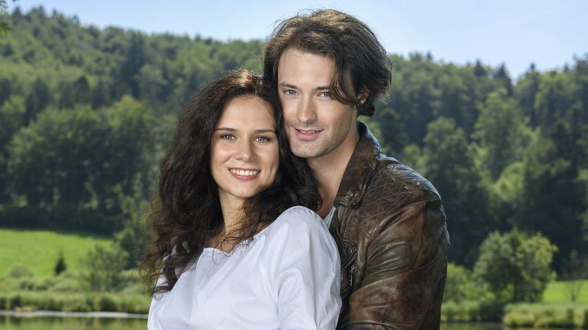 """""""Sturm der Liebe""""-Julian liebte diese US-Schauspielerin!"""