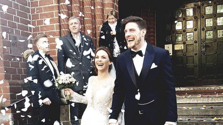 Nach Hochzeit: Denise Temlitz knackt 100.000 Insta-Follower!