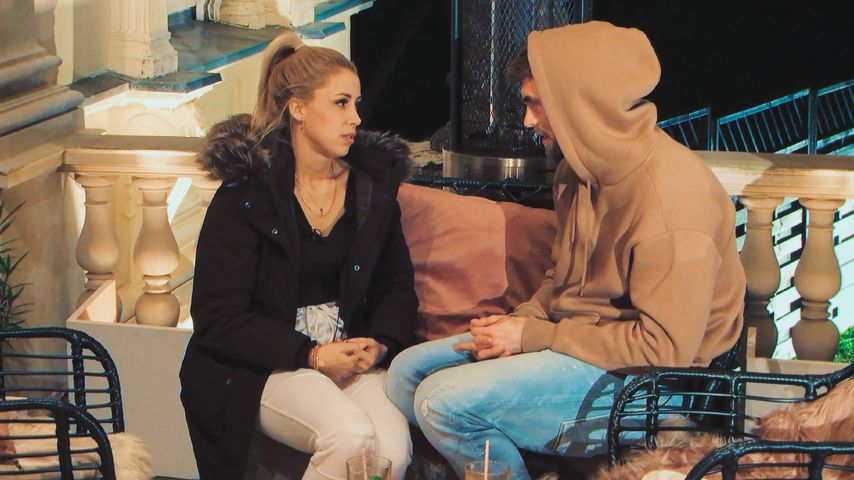 Denise Hersing und Niko Griesert in der dritten Bachelor-Folge 2021