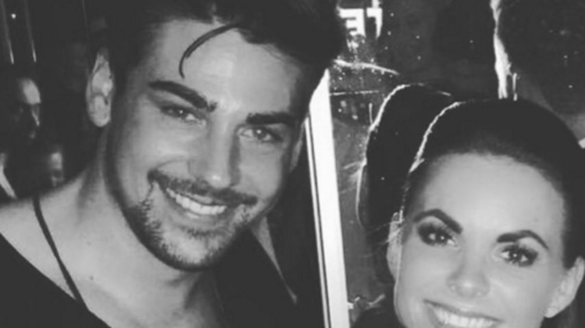 Party-Foto: Was geht bei Patrick Cuninka & Bachelor-Denise?