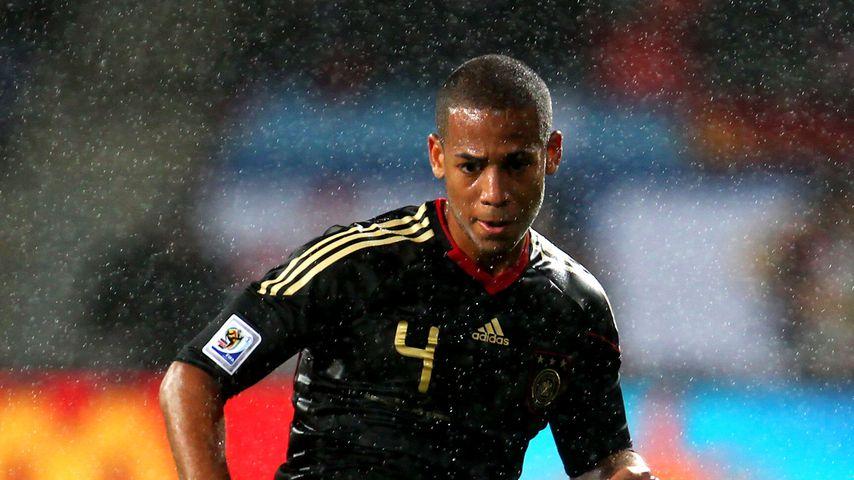 Dennis Aogo bei der Fußball-WM 2010