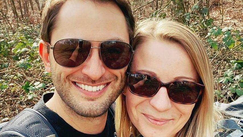 """""""Hochzeit auf den ersten Blick""""-Dennis und Janina megahappy"""