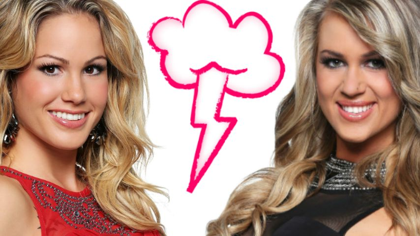 Bachelor: 1. TV-Fight zwischen Jessica & Angelina