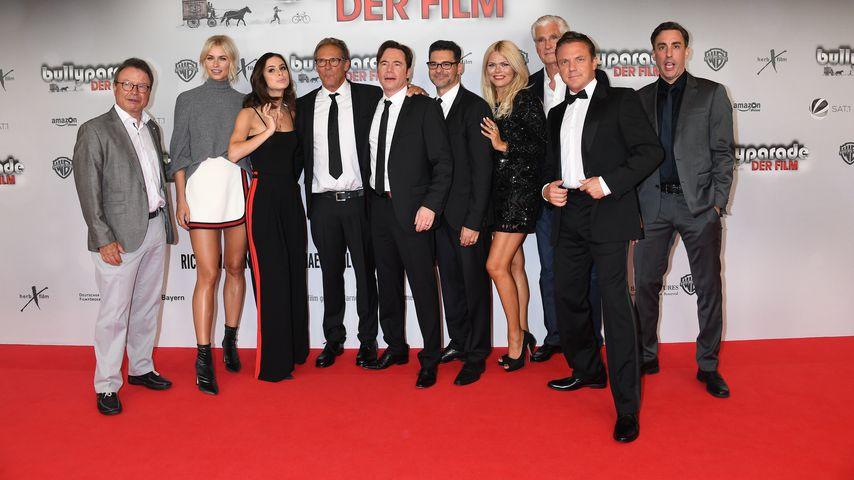 "Der ""Bullyparade – der Film""-Cast"