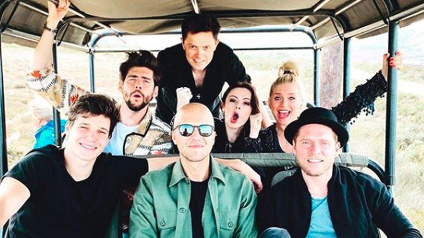 """Der Cast der sechsten """"Sing meinen Song""""-Staffel"""
