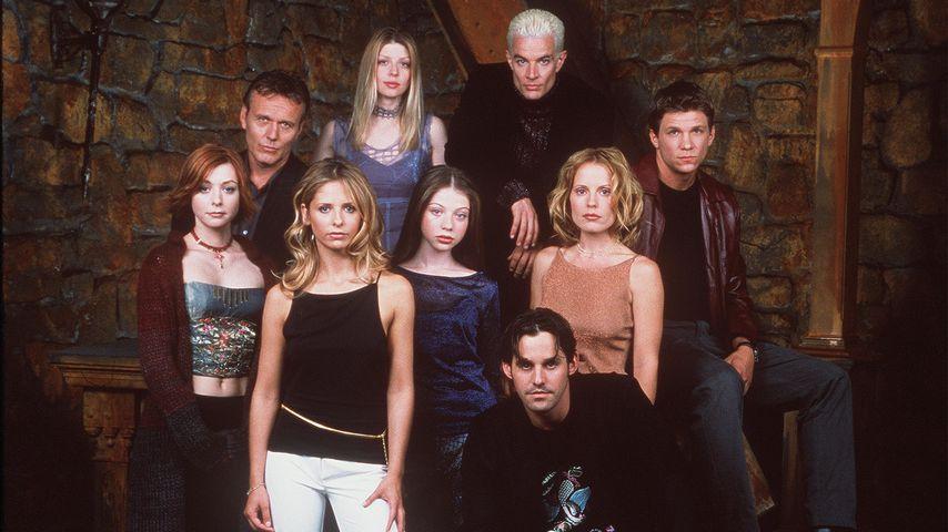 """Der Cast von """"Buffy – Im Bann der Dämonen"""""""