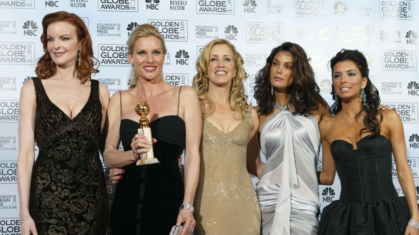 "Der Cast von ""Desperate Housewives"""