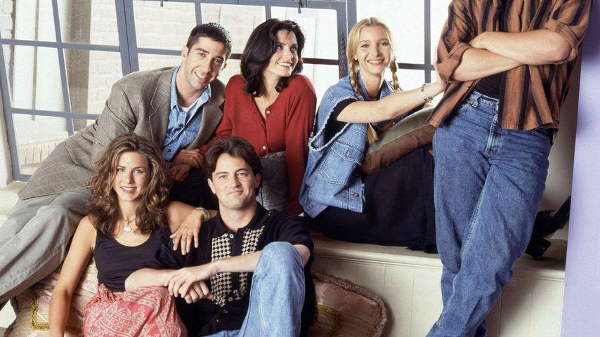 """Der Cast von """"Friends"""""""