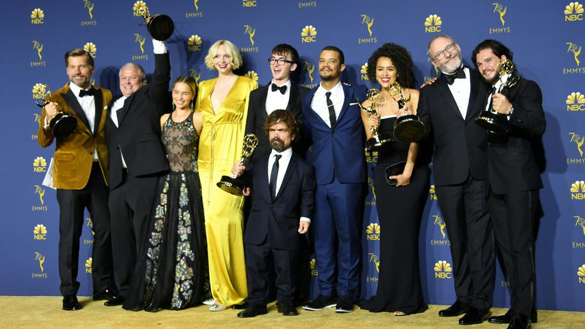 "Der Cast von ""Game of Thrones"" bei den Emmy Awards 2018"