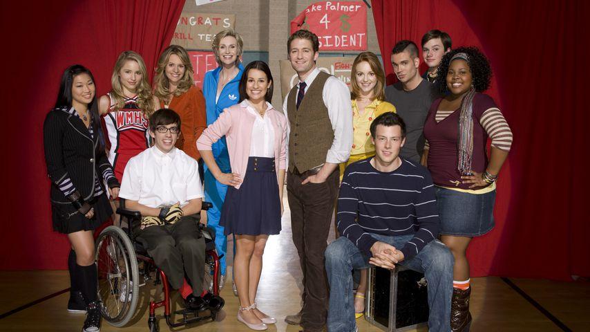"""""""Glee"""", amerikanische Musicalserie"""