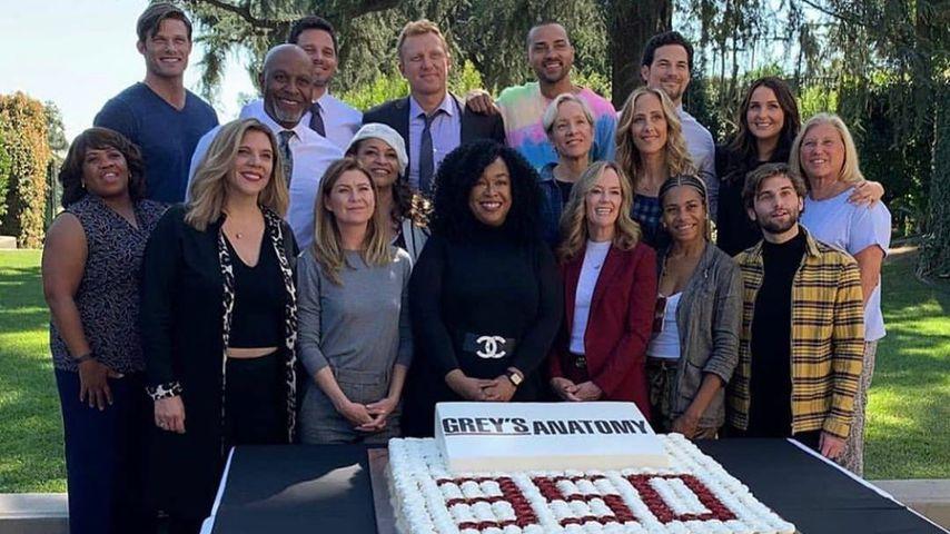 """Darsteller von """"Grey's Anatomy"""" im Oktober 2019"""