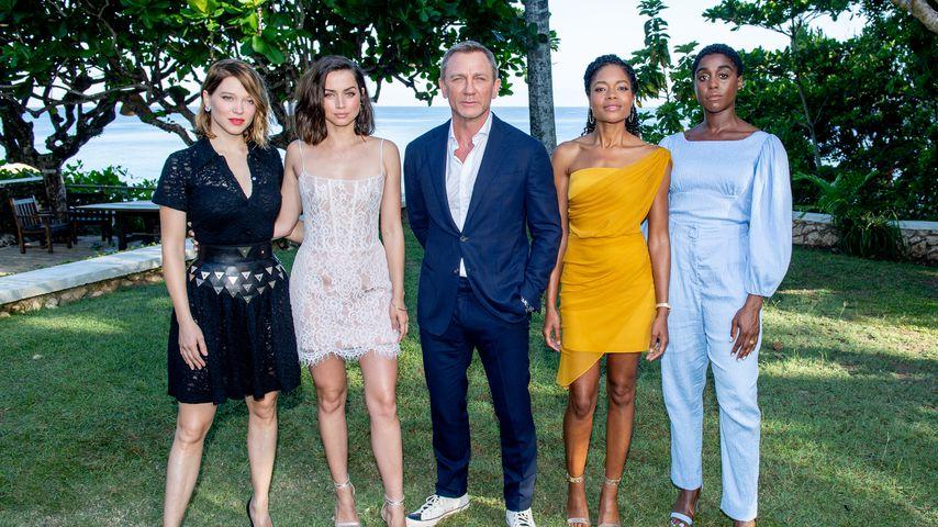 """Der Cast des 25. """"James Bond""""-Filmes """"Keine Zeit zu sterben"""""""